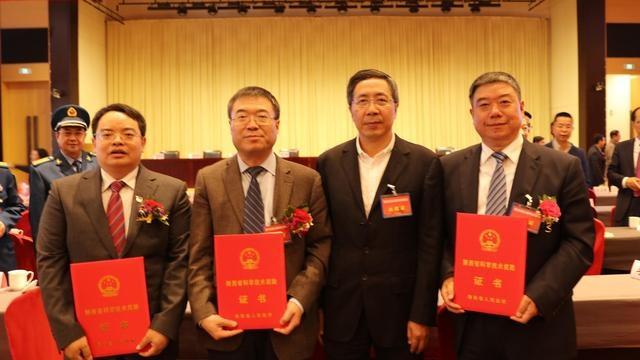 3项一等奖 西安电子科技大学多项成果获2018年度陕西省科学技术奖