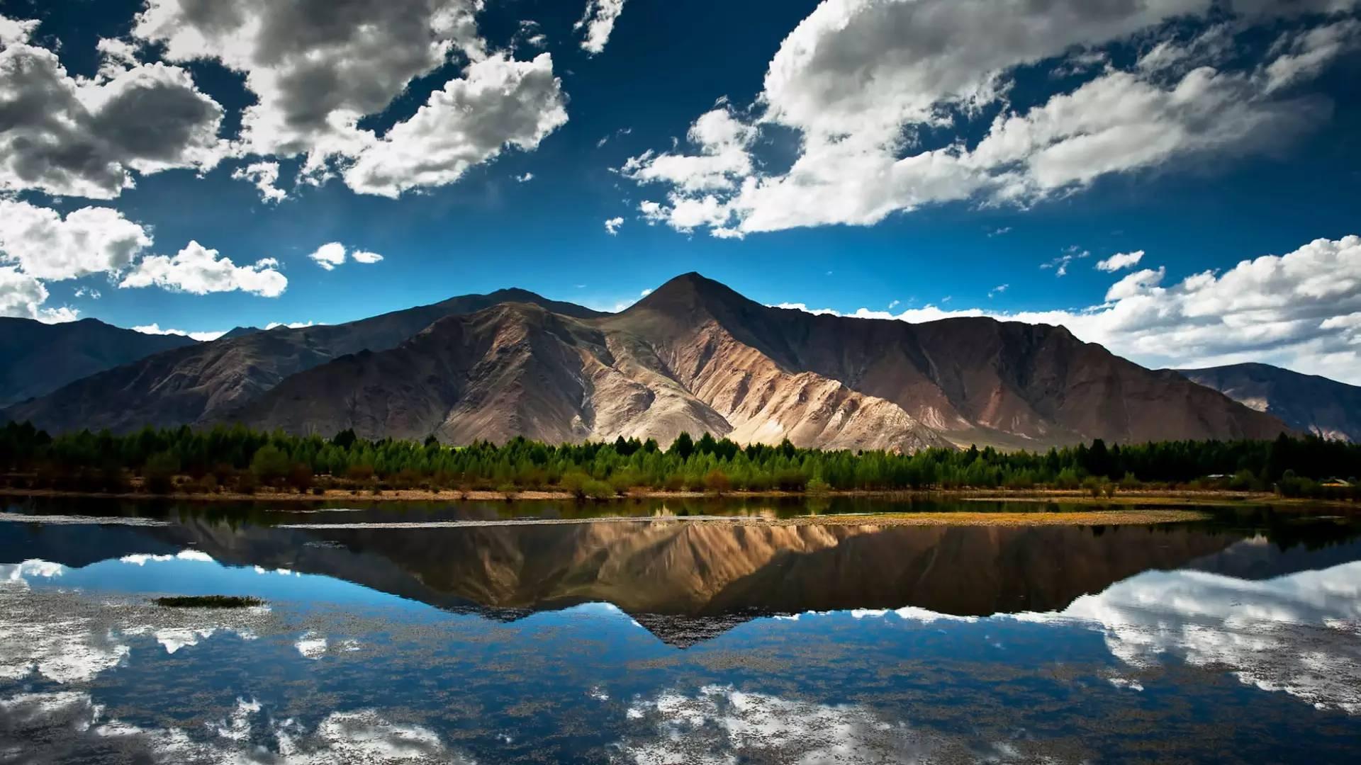 西藏最美的5个景点,一定不要错过