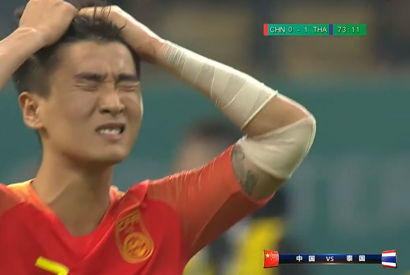 国足输泰国让人想起范志毅名言 世界杯扩军?国足恐也进不去