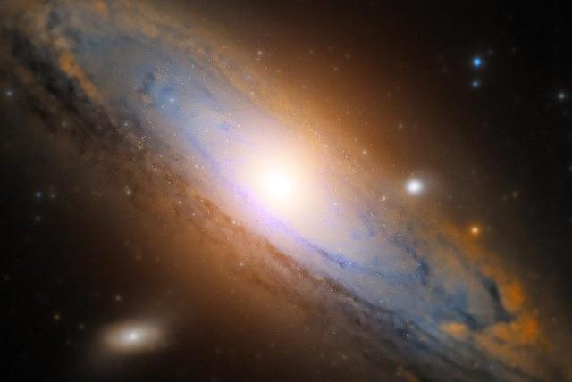 到底是什么原因引起了宇宙的膨胀?科学家说:膨胀属于自我再生