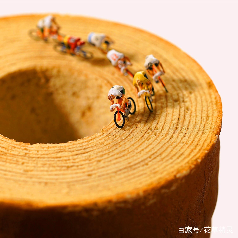 日本田中达也创意微缩摄影作品