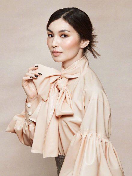 要说如今好莱坞最炙手可热的华人面孔,陈嘉玛绝对算一个.