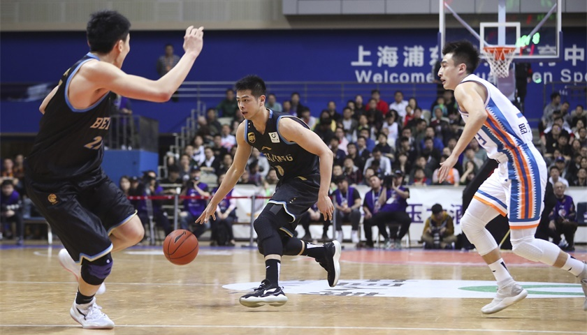 「体育早报」cba季后赛北京淘汰上海 mlb诞生职业体育图片