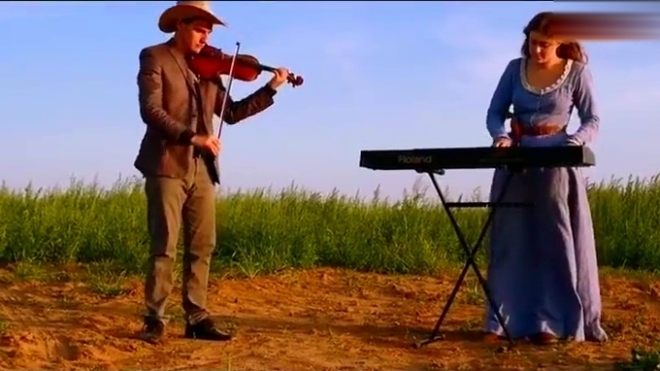 钢琴/ 小提琴二重奏:西部世界