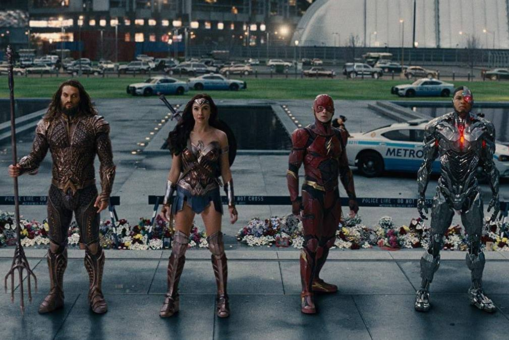 DC推《正义联盟2》前,《神奇女侠》导演:要推更多英雄个人电影