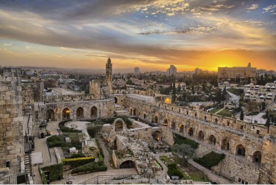 """为什么要去一次耶路撒冷?或许因为它是""""圣城"""""""