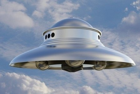 美国学者称UFO是来自未来人类的时间机器!