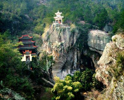 5 天台天湖风景区