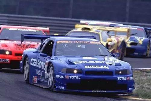 让欧洲车厂闻风丧胆的速度机器,战神GT-R成名史