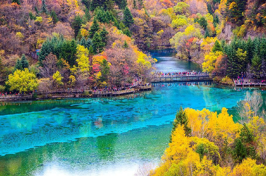 国庆期间,四川十大旅游景点出炉,你去过几个呢?美丽四川欢迎你