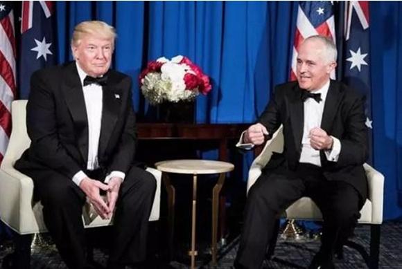 措手不及,美国铁杆小弟接连向中国示好,一反常态伸来橄榄枝