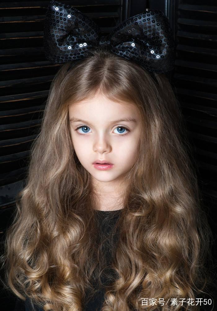 世界上最可爱的七个小女孩,亚洲上榜三人,网友:属日本
