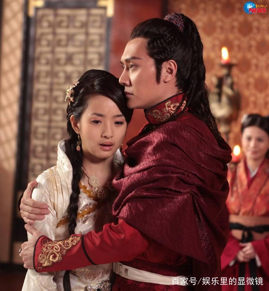 《兰陵王》播出5年后,林依晨又一古装剧,男主是小11岁黄渤演的电视剧演的警察图片