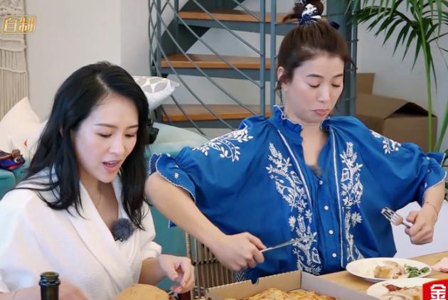 袁咏仪怀孕胖50斤被夸像公主,章子怡才胖20斤,醒醒出生6斤4两