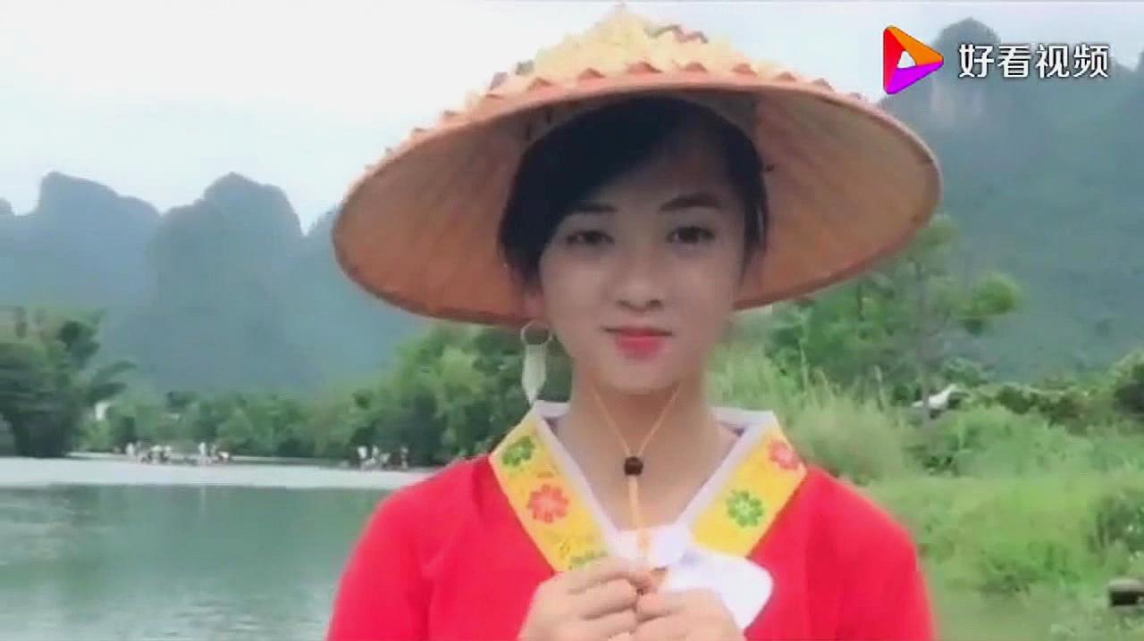 刘三姐山歌:隔山唱歌山答应,真是人美声甜!