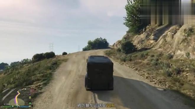GTA5 侠盗猎车5 从特警手里抢车 不容易啊
