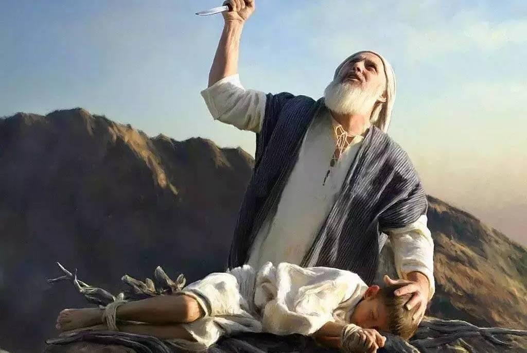 亚伯拉罕献祭以撒,三千年前的杀子未遂案,犹太人差点因此灭绝