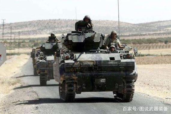 坦克的天敌?中国制导弹在叙战场显示威力,目标被盯很难脱身