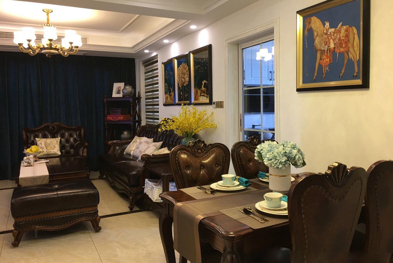 晒晒表哥准备入住的新房,电视墙特别漂亮,第一次见过道做柜子!