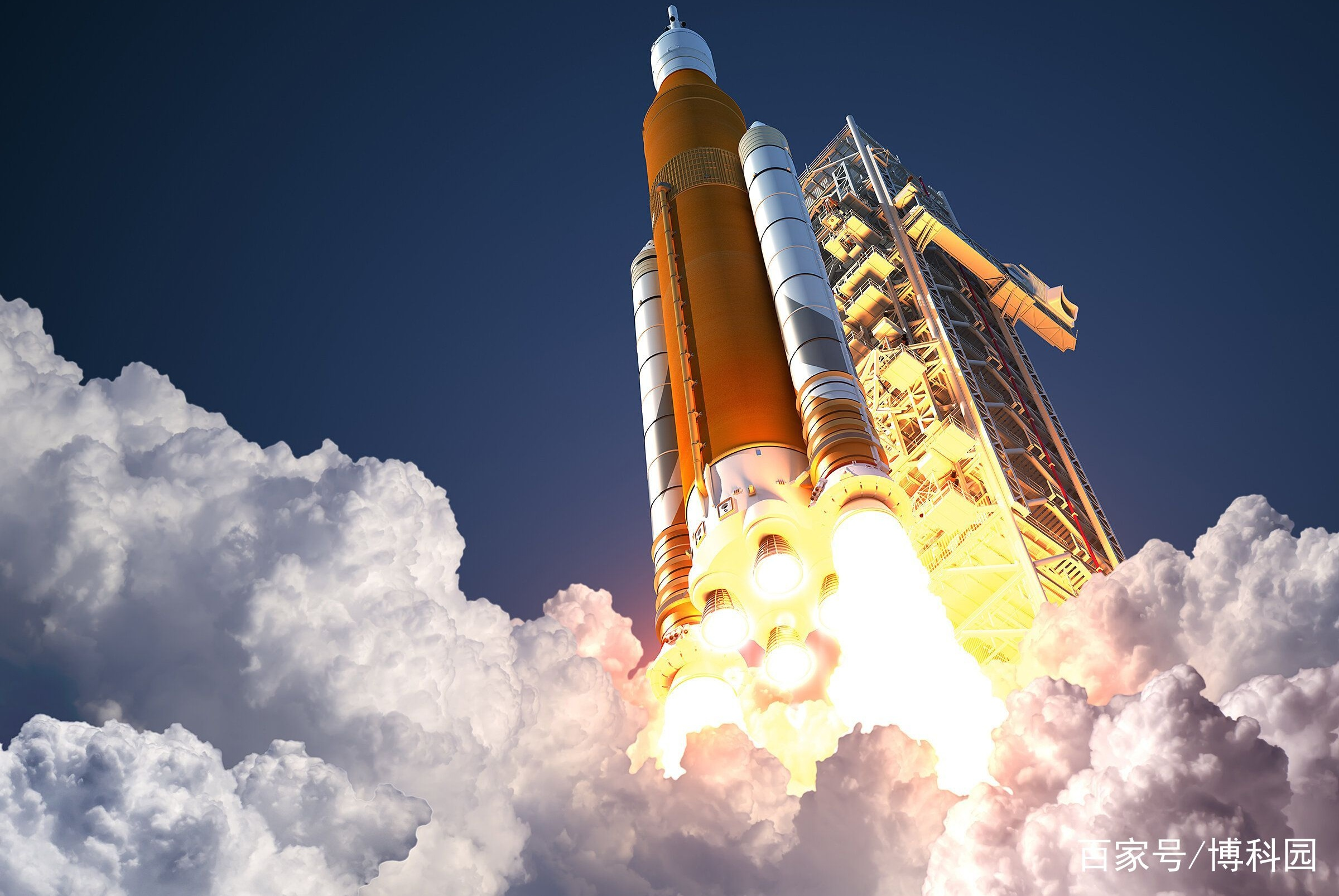 新混合能源可为未来的火箭、航天器提供燃料进行探索!
