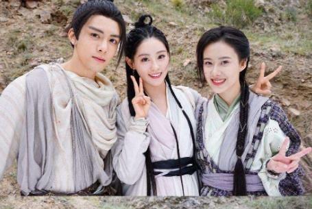 新版《倚天》将登陆TVB,陈钰琪版赵敏圈粉,人气超周海媚樊少皇