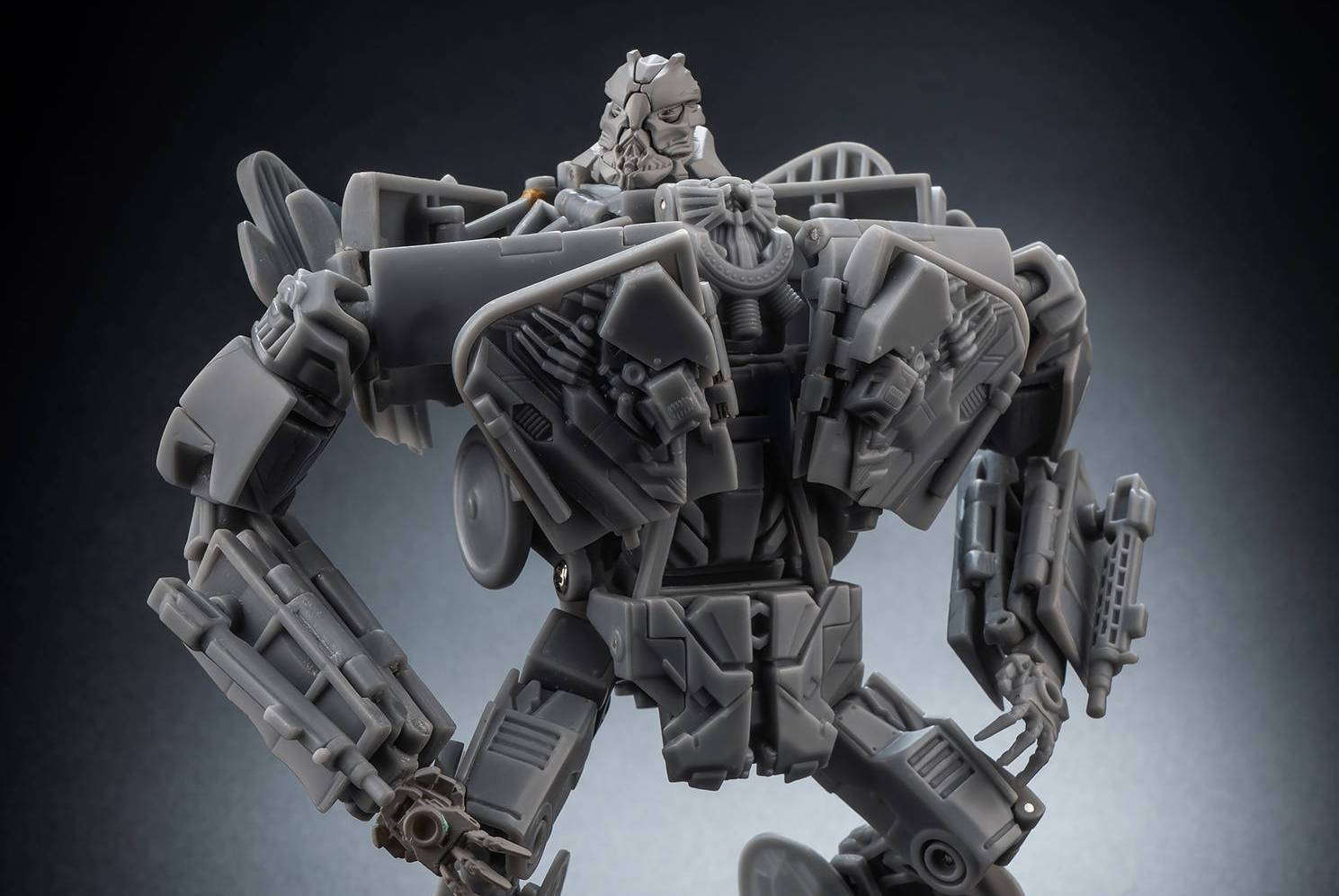 TW公布一战红蜘蛛的载具试模图,这是要转做军事模型了?