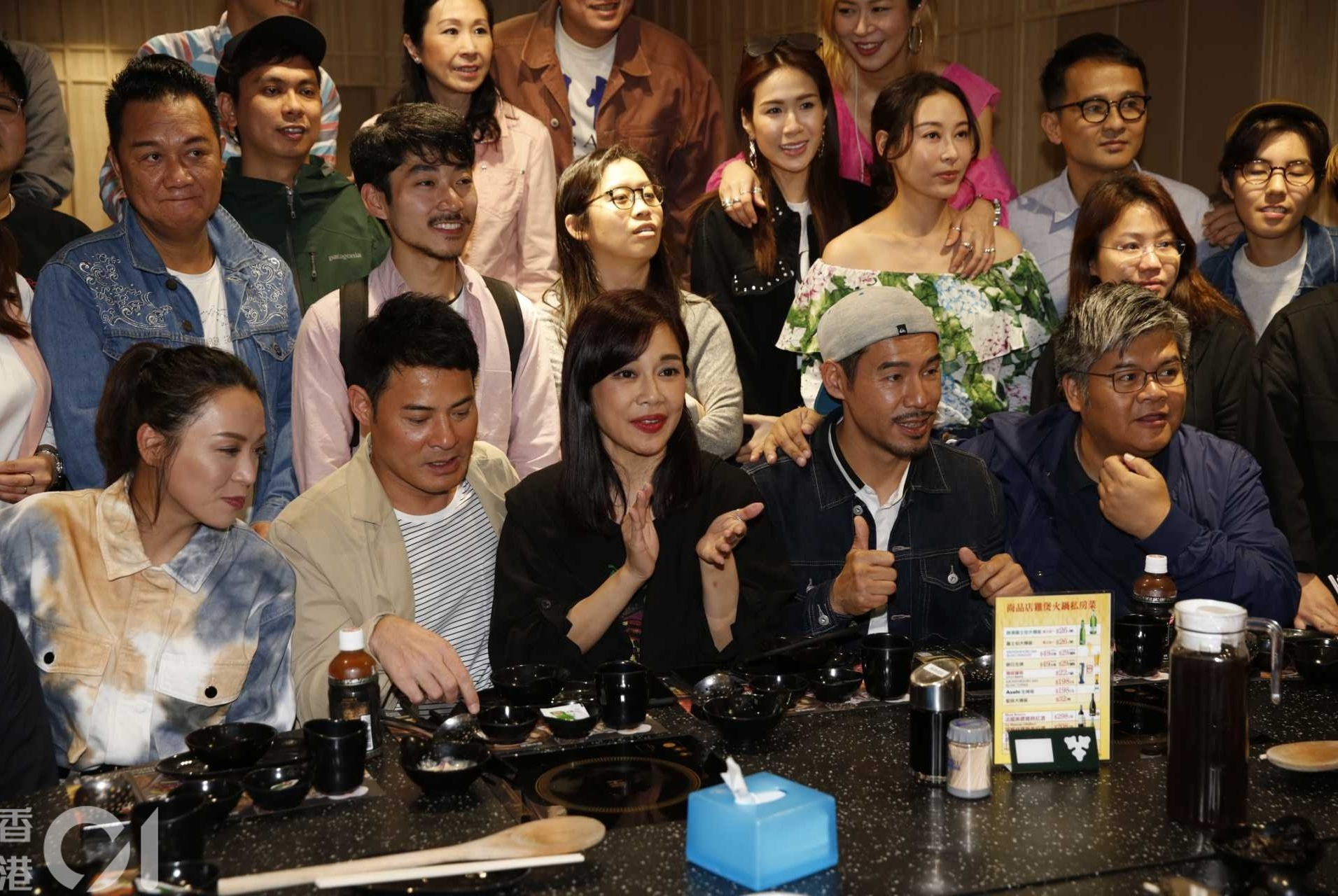 TVB当家花旦对昔日娘家裁员不知情 自爆曾考虑到内地发展