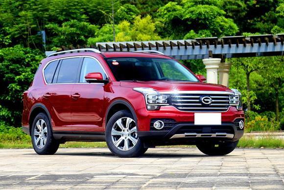 终究还是败了,这国产SUV长超4.7米,标配爱信6AT,月销量仅330台