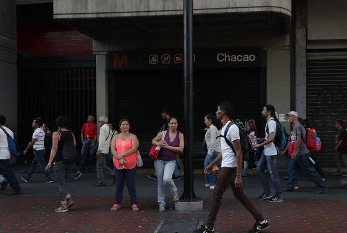 美国860亿打造的技术,终于派上用场,委内瑞拉再次陷入停电危机
