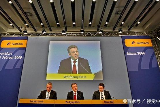 德国两大银行合并从未如此肯能,这一次又是国家需要?