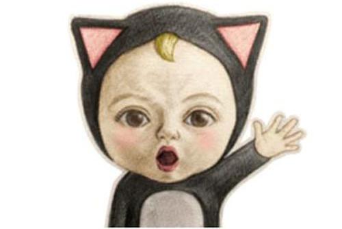 超级有爱的婴儿面部表情蕴意大揭密,最真实的经验分享