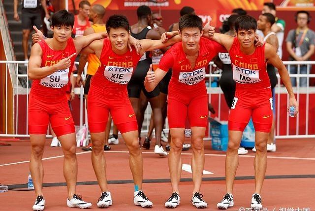 当今百米之王世锦赛将参加200米,谢震业冲奖牌难度再加大