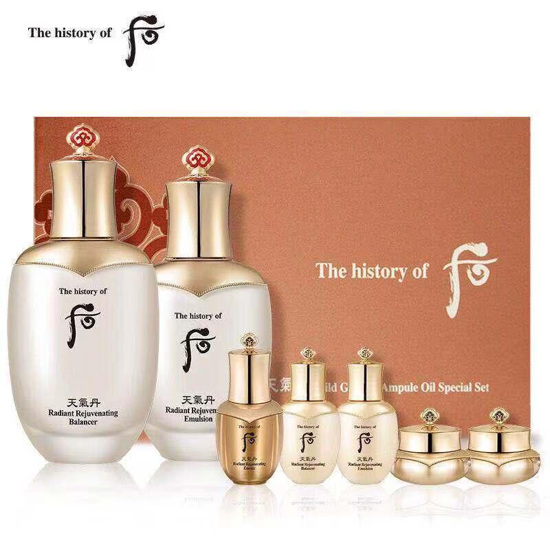 韩国化妆品十大品牌排行榜