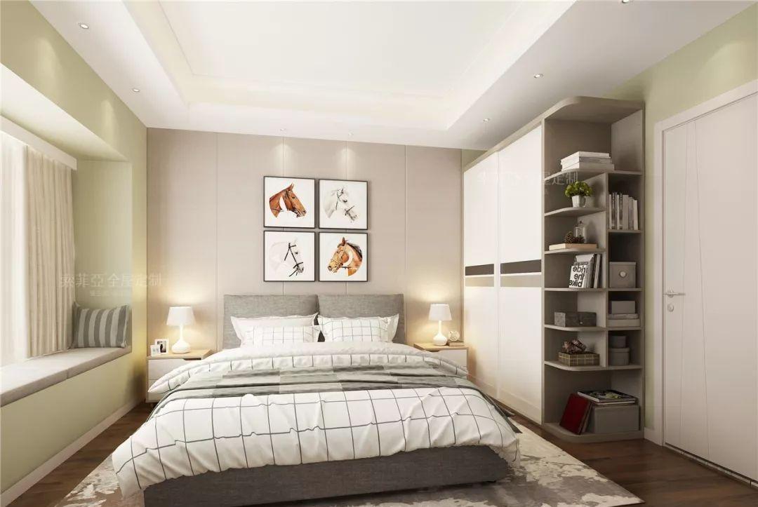 这18套卧室衣柜方案,收藏过万!