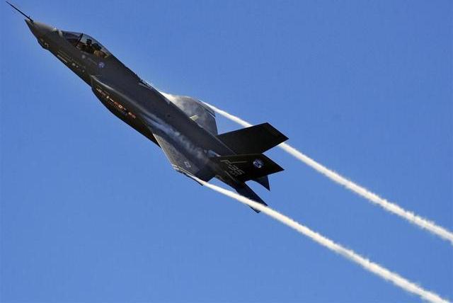 日本F35坠毁!美军战略轰炸机参与搜寻 坠机地点却突发6.0级地震