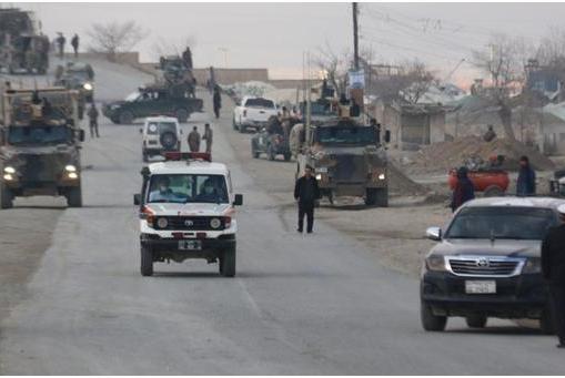 突发!阿富汗第一副总统车队突遭袭击