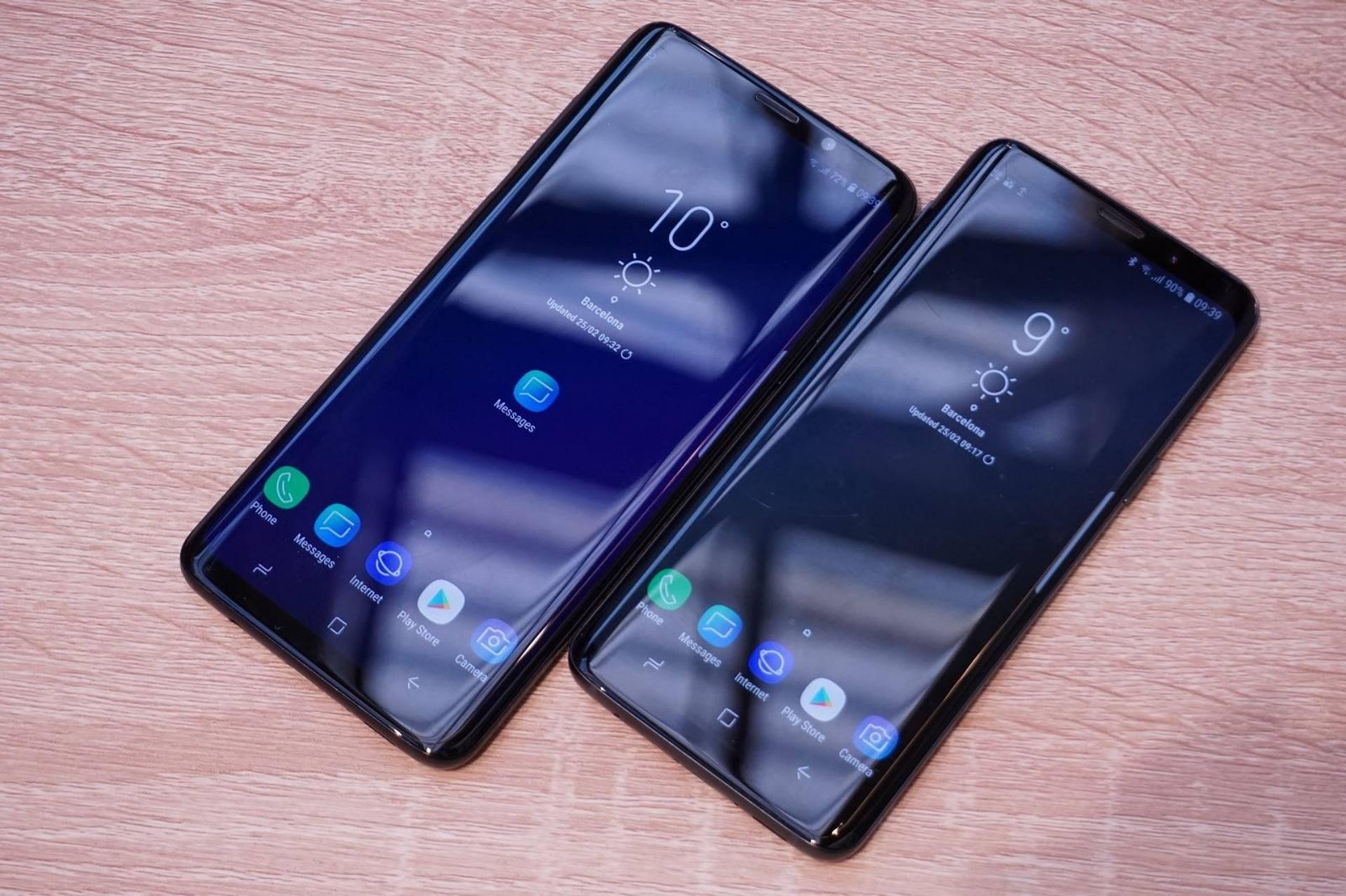 刘海屏是三星生产的,为什么从来不见三星手机使用?图片