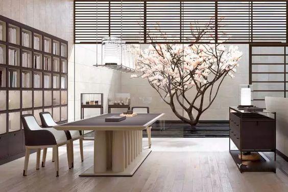 茶室合集:23款新中式茶室设计案例,茶室把中式的智慧