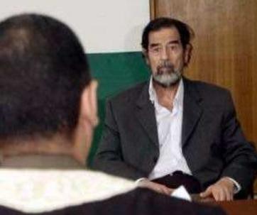 萨达姆在狱中留下一封遗书,内容被曝光以后,伊拉克百姓后悔不已