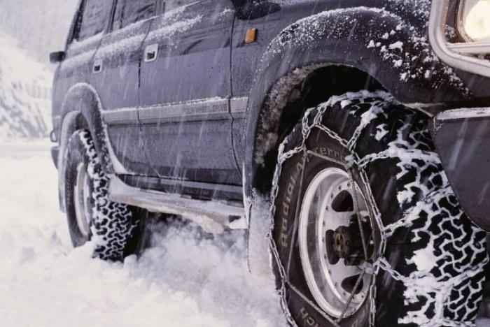 雨雪天出行车子总打滑?试试这个方法,保证冬天开车稳如狗