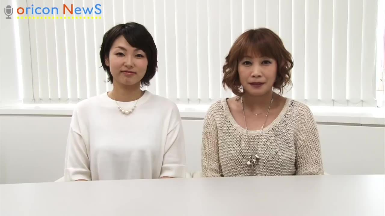 火影忍者博人传电影 竹内顺子&三瓶由布子 亲子采访