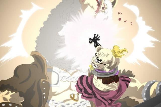海贼王939话:豹大叔对路飞讲课,说出索隆师父耕四郎实力境界