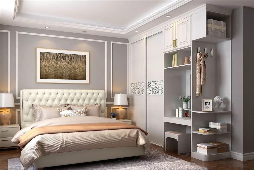 27个优秀卧室装修案例,教你布置好一个舒适的卧室