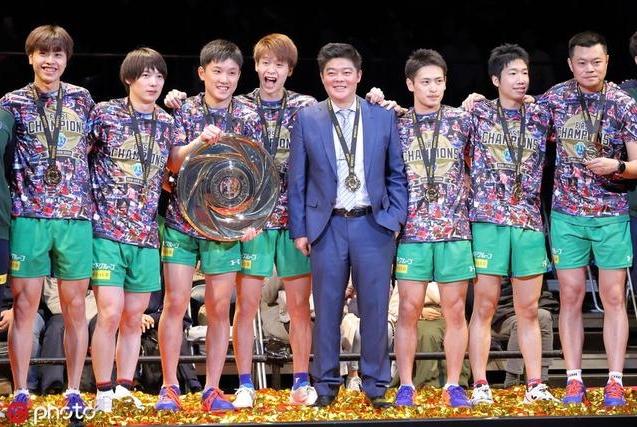 37岁前国手退役5年后携手张本智和夺冠,还对日本选手保持全胜