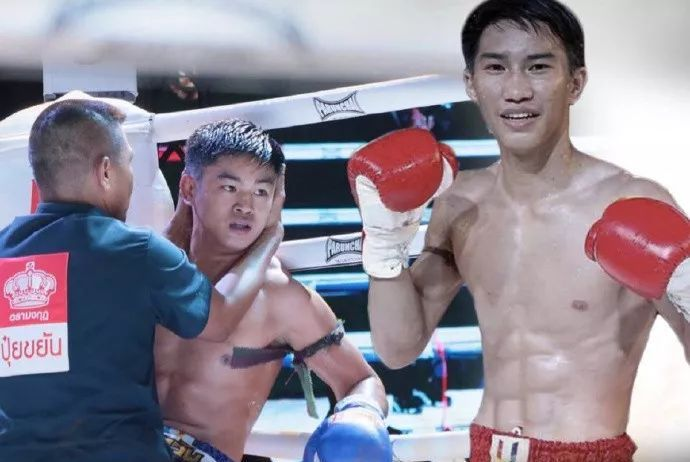 人气远超播求的泰国全民偶像,竟于昨晚惨遭高扫爆头KO!