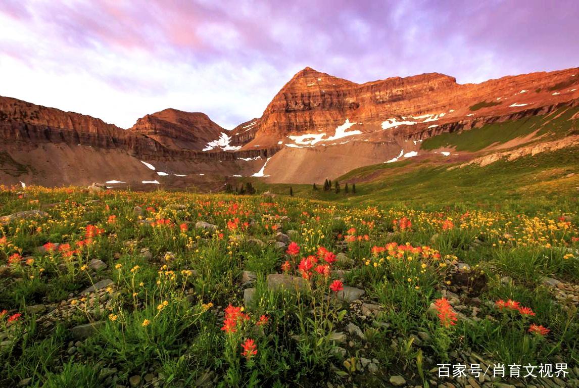 在犹他州五大国家公园中旅行,来一场在大自然中找寻自我的冒险