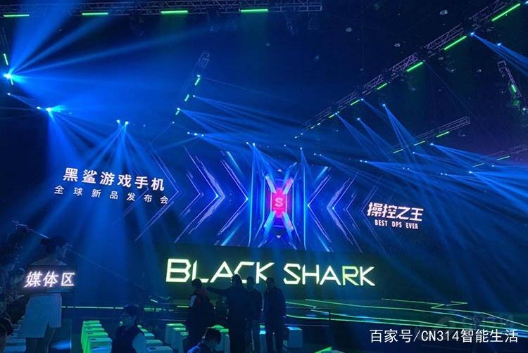 黑鲨游戏手机2今晚发布 操控之王名副其实