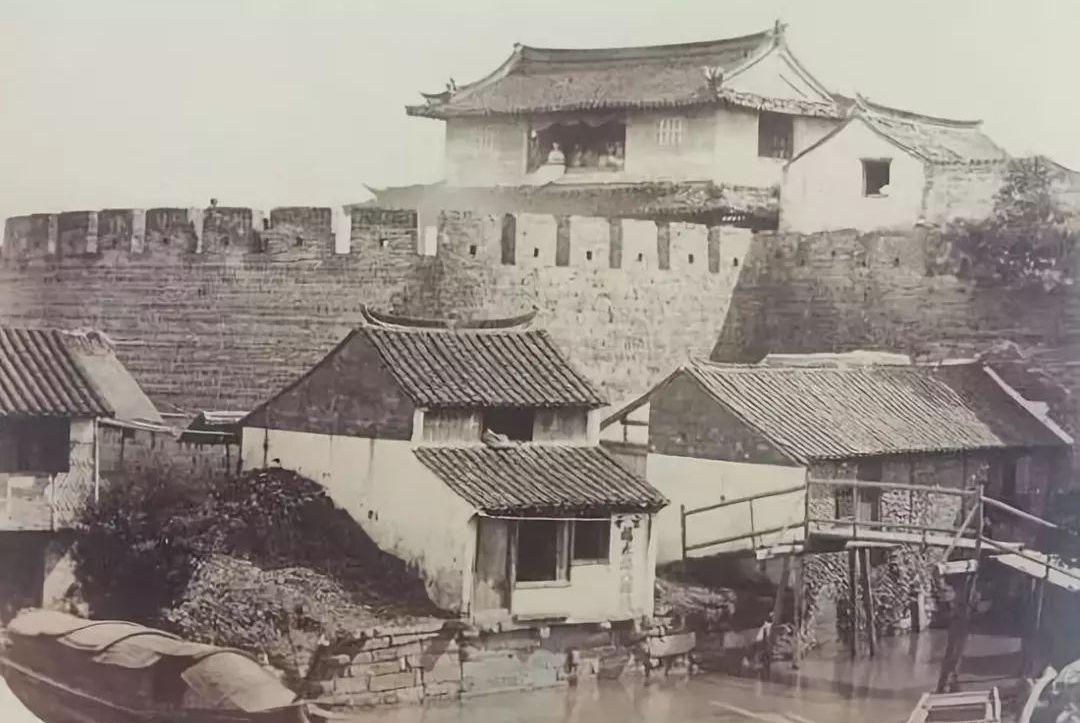 三个月众筹修座城!这个明代上海老城墙传奇你知道吗?