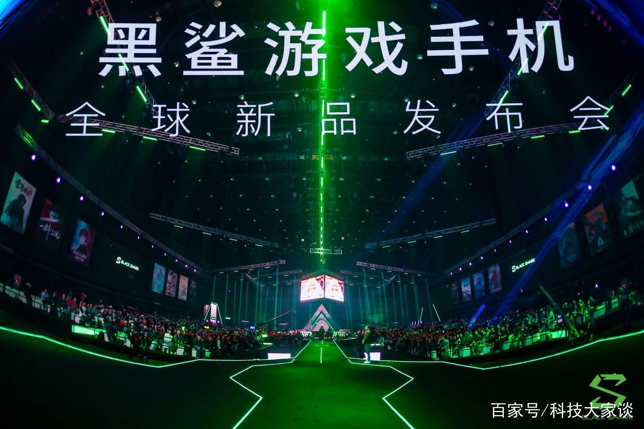 天津港物流�y�k��+_黑鲨游戏手机2发布 小米第一it博主雷军狂点赞