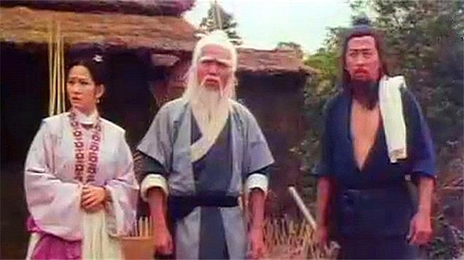 一家人归隐田园 不料被锦衣卫高手发现 父子俩被逼使出绝世武功